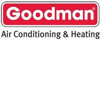 goodman logo. goodman gas furnace logo